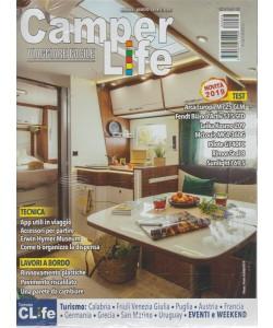 Camper life + Turismo Clife - n. 68 - mensile - agosto 2018
