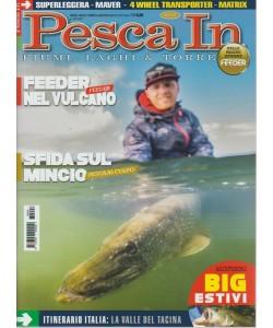 Pesca In - n. 8 - mensile - agosto 2018