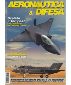 Aeronautica E Difesa - n. 382 - agosto 2018 - mensile