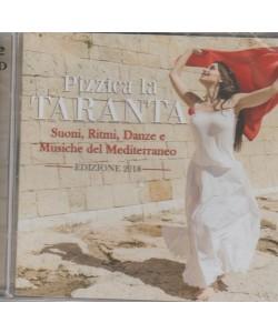 Cd Sorrisi Canzoni - Taranta 2018 - doppio CD - agosto 2018 - settimanale - n. 14