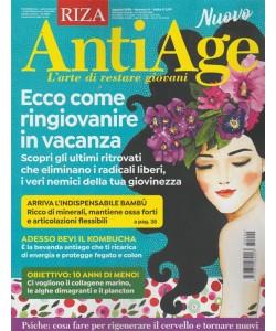Riza Antiage - n. 4 - agosto 2018 - mensile -