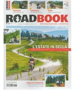 Road Book - Motoadventure Lifestyle - n. 7 - agosto - settembre 2018 - bimestrale