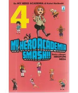 Dragon - My Hero Academia Smash!! 4 - mensile - agosto 2018 - edizione italiana