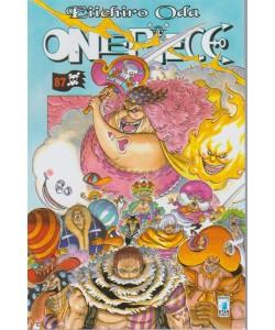 Onepiece - n. 87 - mensile agosto 2018 -