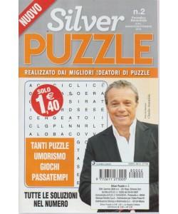 Silver Puzzle - n. 2 - bimestrale - agosto/settembre 2018 -