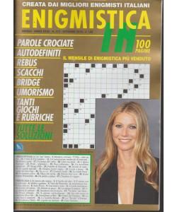 Enigmistica In - Gwyneth Paltrow - n. 375 - mensile- settembre 2018  - 100 pagine