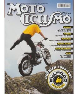 Motociclismo d'Epoca - mensile n. 3 Marzo 2018 Dossier BULTACO 1958-1983