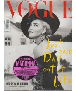 Vogue Italia - n. 816 - agosto 2018 - mensile