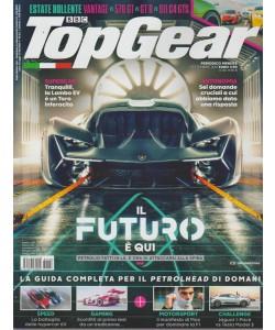Top Gear - n. 130 - mensile - settembre 2018 -