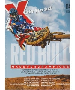 X Off Road - n. 114 - mensile - settembre 2018 -