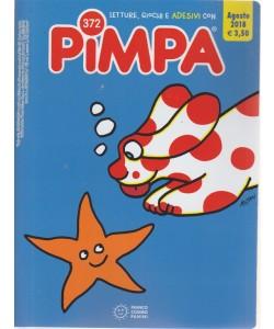 Pimpa - n. 372 - agosto 2018 - mensile