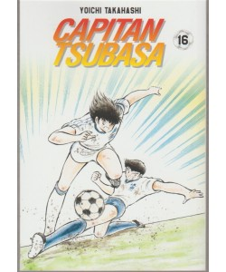 Manga: Capitan Tsubasa - Holly & Benji vol. 16 by la Gazzetta delo sport