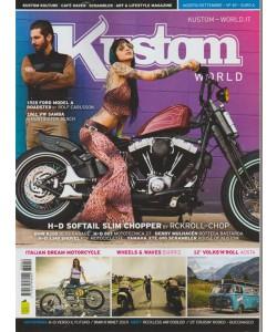 Kustom World - n. 49 - agosto - settembre 2018 -