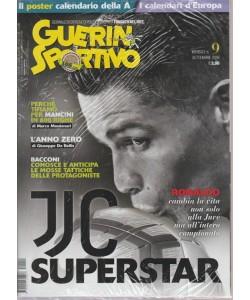 Guerin Sportivo - + Il poster calendario della A. I calendari d'Europa - n. 9 - mensile - settembre 2018