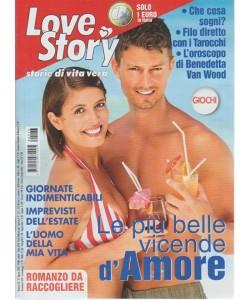 Love Story - n. 33 - 21 agosto 2018 - settimanale