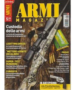 Armi Magazine - n. 9 - settembre 2018 - mensile
