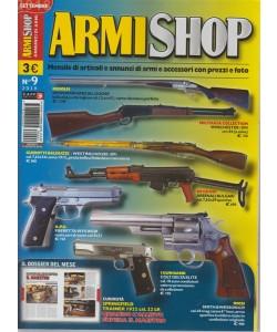 Armi Shop  - n. 9 - settembre 2018 - mensile