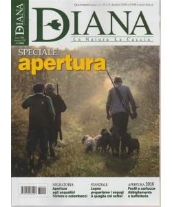 Diana - n. 15 - quattordicinale - 11 agosto 2018 -