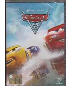 DVD Disney Pixar  - Cars 3