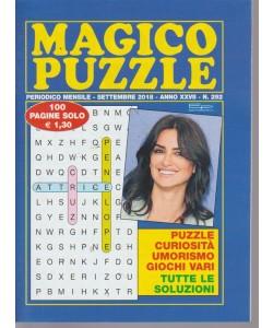 Magico puzzle - n. 292 - mensile - settembre 2018 - 100 pagine