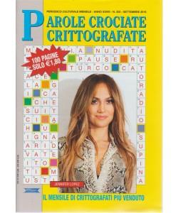 Parole Crociate crittografate - n. 305 - mensile - settembre 2018 - 100 pagine