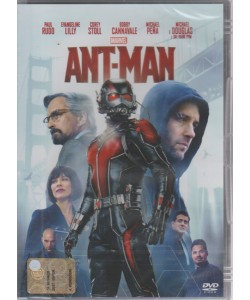 I Dvd Di Sorrisi2 - Ant-Man - n. 15 - settimanale - settembre 2018