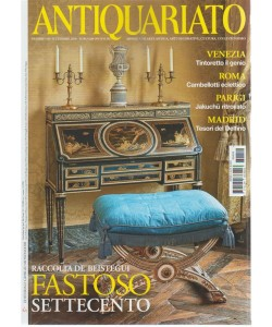 Antiquariato - n. 449 - settembre 2018 - mensile