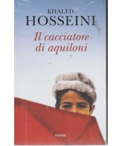Il cacciatore di aquiloni di Khaled Hosseini - primo volume - 28/8/2018 - settimanale