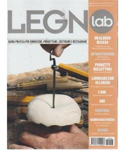 Legno Lab - n. 106 - bimestrale - agosto - settembre 2018 -