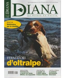 Diana - n. 16 - quattordicinale - 27 agosto 2018
