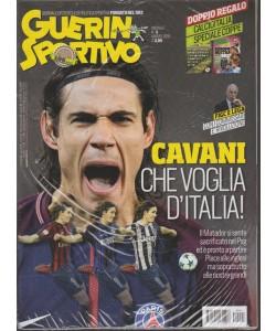 Guerin Sportivo - mensile n. 3 Marzo 2018 + Calcio Italia & speciale Coppe