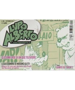 Lupo Alberto - n. 399 -1 settembre 2018 - mensile