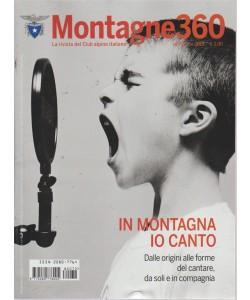 Montagne 360 - n. 72 - settembre 2018 - mensile -