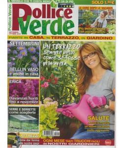 Pollice Verde - n. 110 - mensile - settembre - ottobre 2018
