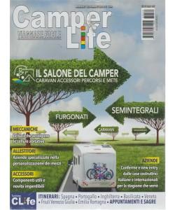 Camper life + Turismo Clife - n. 69 - mensile - settembre 2018 -