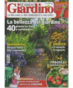 Il mio giardino - n. 225 - settembre 2018 - mensile