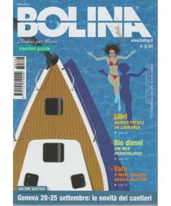 Bolina - n. 366 - settembre 2018 - mensile -