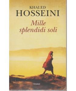 Mille splendidi soli di Khaled Hosseini - Libri Sorrisi n. 7 - settimanale - settembre 2018-