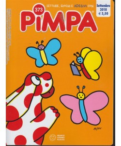 Pimpa - n. 373 - settembre 2018 - mensile