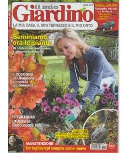 Il mio Giardino - mensile n.219 Marzo 2018-Irrigazione interrata: ecco come fare