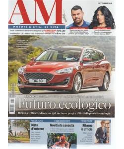 AM  Automese - mensile - settembre 2018 -