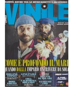 Vinile - bimestrale n. 12 - febbraio 2018 - Gino Paoli Sapore di Gainsbourg