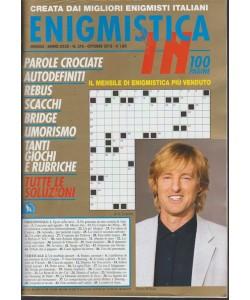 Enigmistica in -n. 376 - mensile - ottobre 2018 - 100 pagine