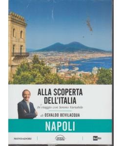 Alla Scoperta Dell'italia -  Napoli - volume 24 - settembre 2018 - settimanale