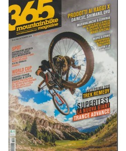 365 Mountain Bike magazine - n. 80 - settembre 2018 - mensile