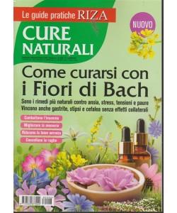 Le guide pratiche di Riza - Cure naturali - n. 6 - bimestrale - settembre - ottobre 2018