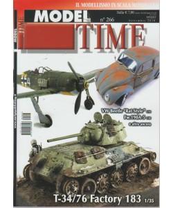 Model Time - n. 266 - settembre 2018 - mensile