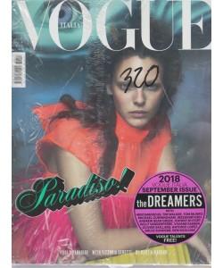 Vogue Italia - n. 817 - settembre 2018 - mensile