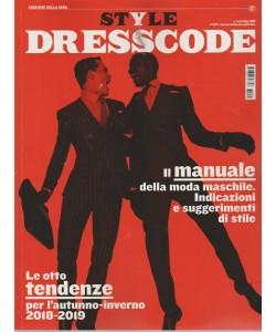 Style Dress Code - n. 1 - settembre 2018 - per l'autunno - inverno 2018 - 2019