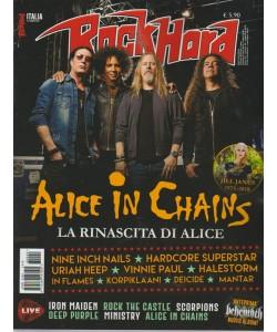 Rockhard Italia -  n. 49 - mensile - settembre 2018